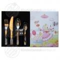 Princess Anneli children's cutlery 4-pieces (Steinbeck)