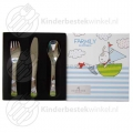 Farmily baby cutlery stainless steel 3-pieces