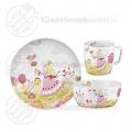 Princess Anneli children's tableware set 3-pieces (Steinbeck)