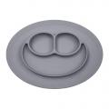 Mini Mat kinderplacemat grijs