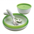 Peuterset groen 4-delig