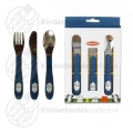 Farm animals toddler cutlery 3-pieces