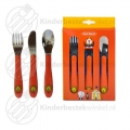 Circus toddler cutlery 3-pieces