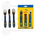 Zoo toddler cutlery 3-pieces