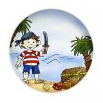 Piraat Paddy kinderservies 3-delig