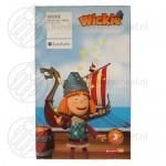 Wickie de Viking kinderset 7-delig